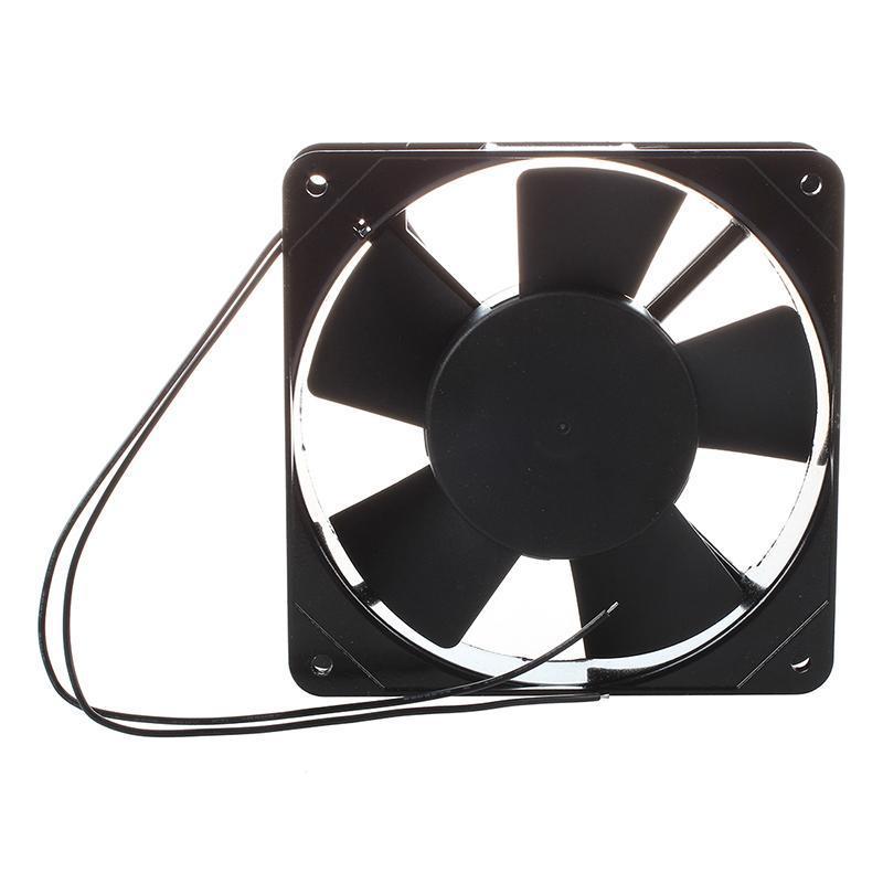 Bảng giá AC 220V-240V 120x120x25 mm Fan for PC Black Phong Vũ