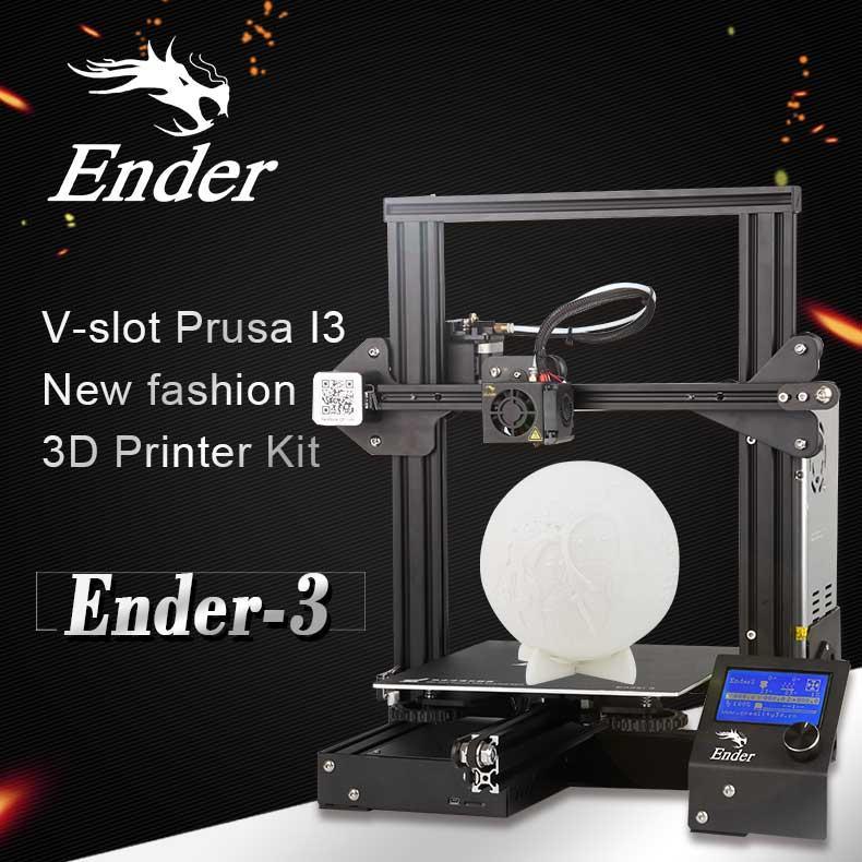 Máy In 3d Diy Creality Ender-3 By Sao Phương Bắc.