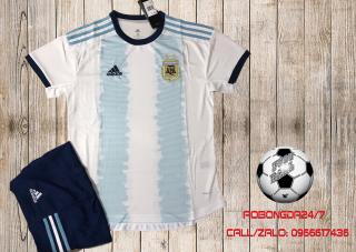 Bộ Bóng Đá TUYỂN ARGENTINA 2020 hàng THÁI bản Fan thumbnail