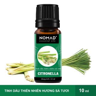 Tinh Dầu Thiên Nhiên Hương Sả Tươi Nomad Essential Oils Citronella thumbnail