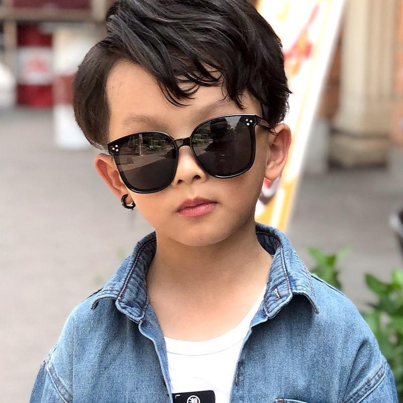 Giá bán Kính mát thời trang cho bé từ 2-9 tuổi, kính chống nắng cho học sinh tiểu học mặt tráng gương chống tia UV400 siêu dễ thương mã 1533