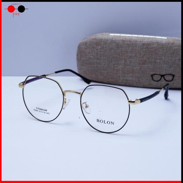 Giá bán Gọng kính tròn teen nữ Bolon 6206C6