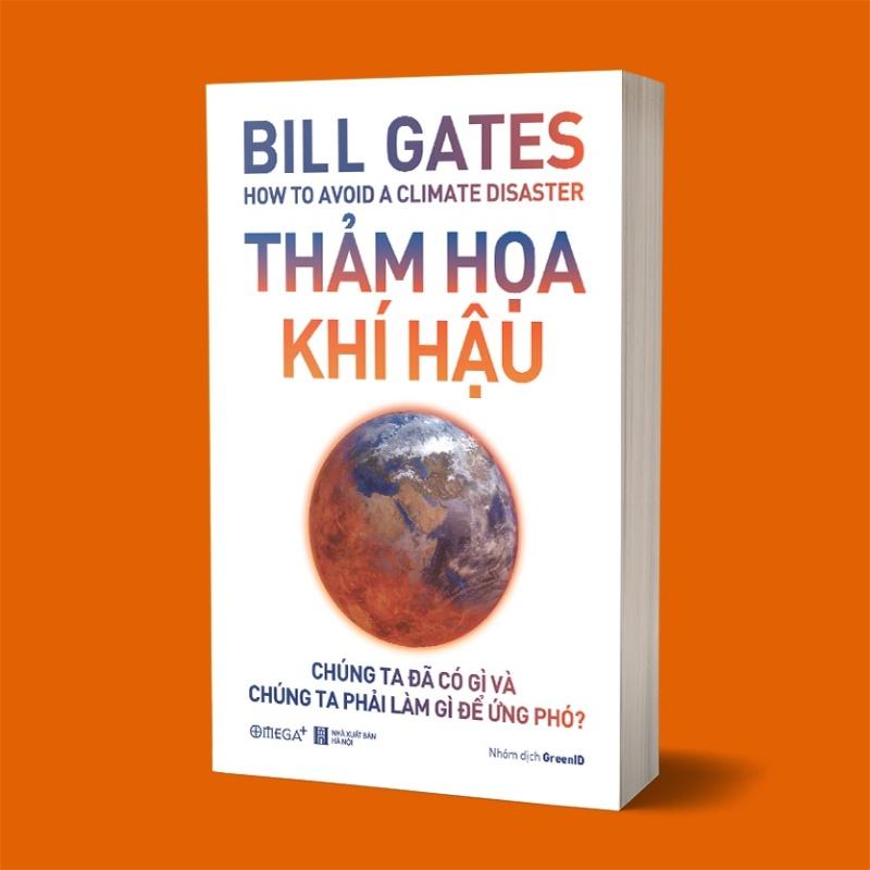 Sách - Thảm Họa Khí Hậu (Bill Gates) [AlphaBooks]