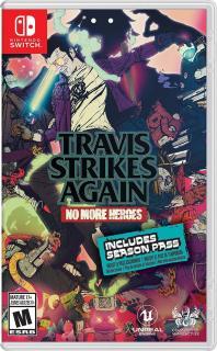 Game Nintendo Switch - Travis Strikes Again No More Heroes (Nguyên Seal) Hệ US thumbnail
