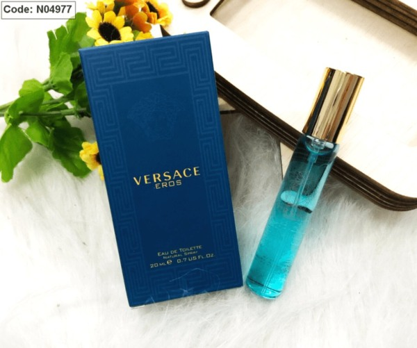 Nước Hoa Nam Versace Eros 20ml thơm lâu