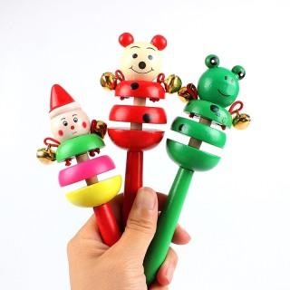 Đồ chơi trẻ em âm nhạc xúc xắc động vật ngộ nghĩnh giúp phát triển cảm quan và trí não cho bé từ 0 tuổi trở lên, thumbnail