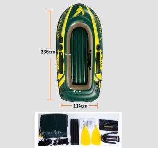 Thuyền bơm hơi Seahawk 2 người INTEX 68347 thumbnail