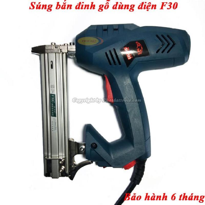 Máy bắn đinh thẳng F30 dùng điện