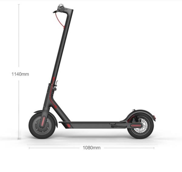 Giá bán Xe điện trượt E-Scooter thông minh- Xe điện gấp gọn-Bluetooth, đèn led, kết nối app