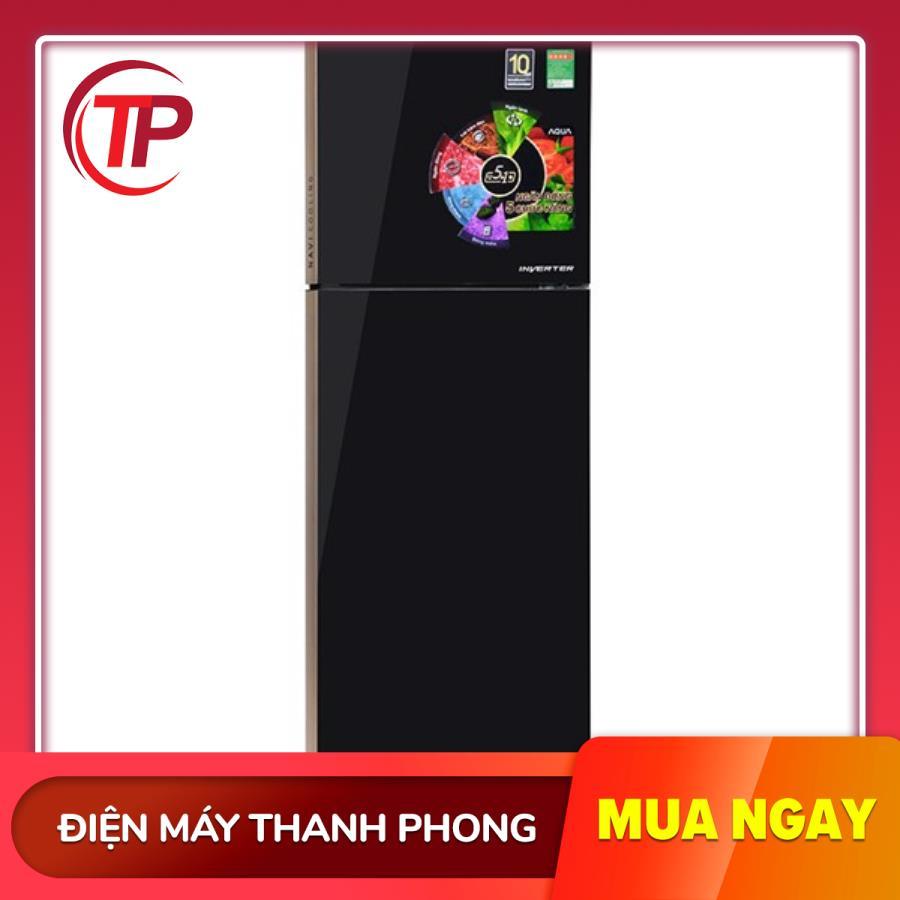 Tủ Lạnh AQUA 270 Lít AQR-I288EN(BL). Đang Có Giảm Giá