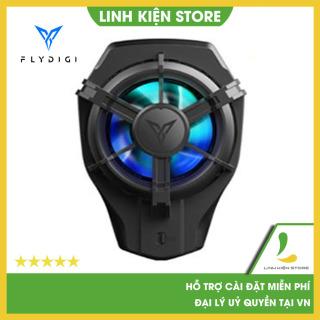 Quạt tản nhiệt Flydigi Wasp Wing 2 Pro - quạt tản nhiệt dành cho điện thoại, làm mát cực nhanh thumbnail
