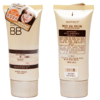 Kem nền dưỡng da, che khuyết điểm chống nắng BB Beauty cream Mayfiece thumbnail