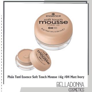 Phấn Tươi Essence Soft Touch Mousse 16g 04 Matt Ivory thumbnail