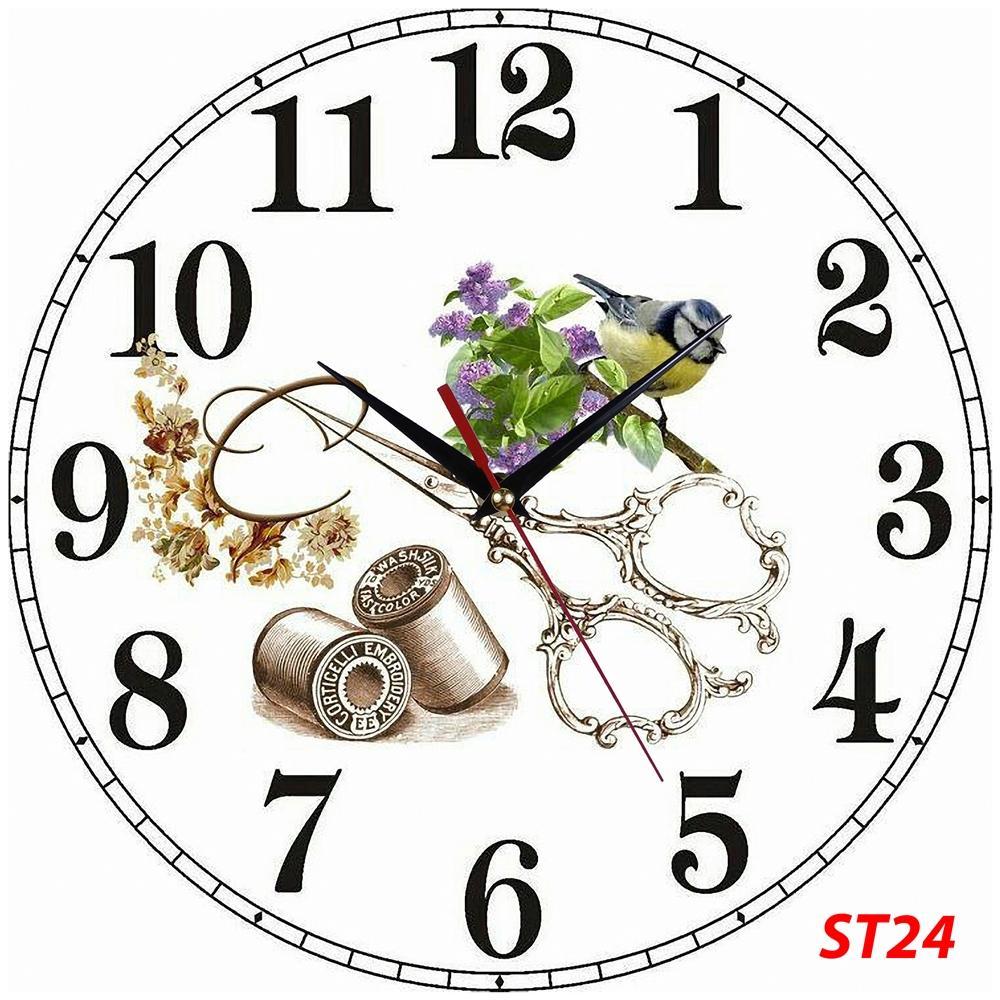 Nơi bán Đồng hồ treo tường sáng tạo ST24