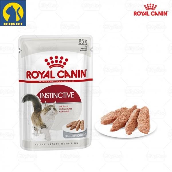 Royal Canin Instinctive Loaf - dành cho mèo trưởng thành gói 85gr