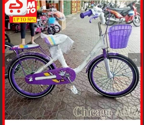 Mua [Rẻ vô địch] Xe đạp cỡ 20 inh - cho bé 7- 10 tuổi