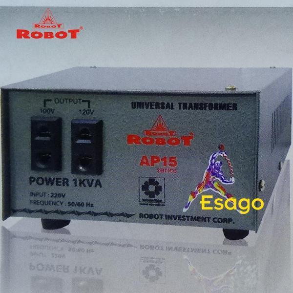 Bảng giá [1000VA] Biến thế đổi điện Robot từ 220V xuống 100V-120V công suất 1000VA