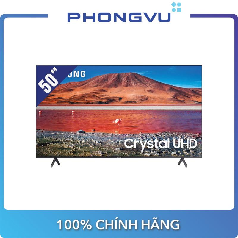 Bảng giá Smart Tivi Samsung 4K 50 inch UA50TU7000KXXV - Bảo hành 24 tháng