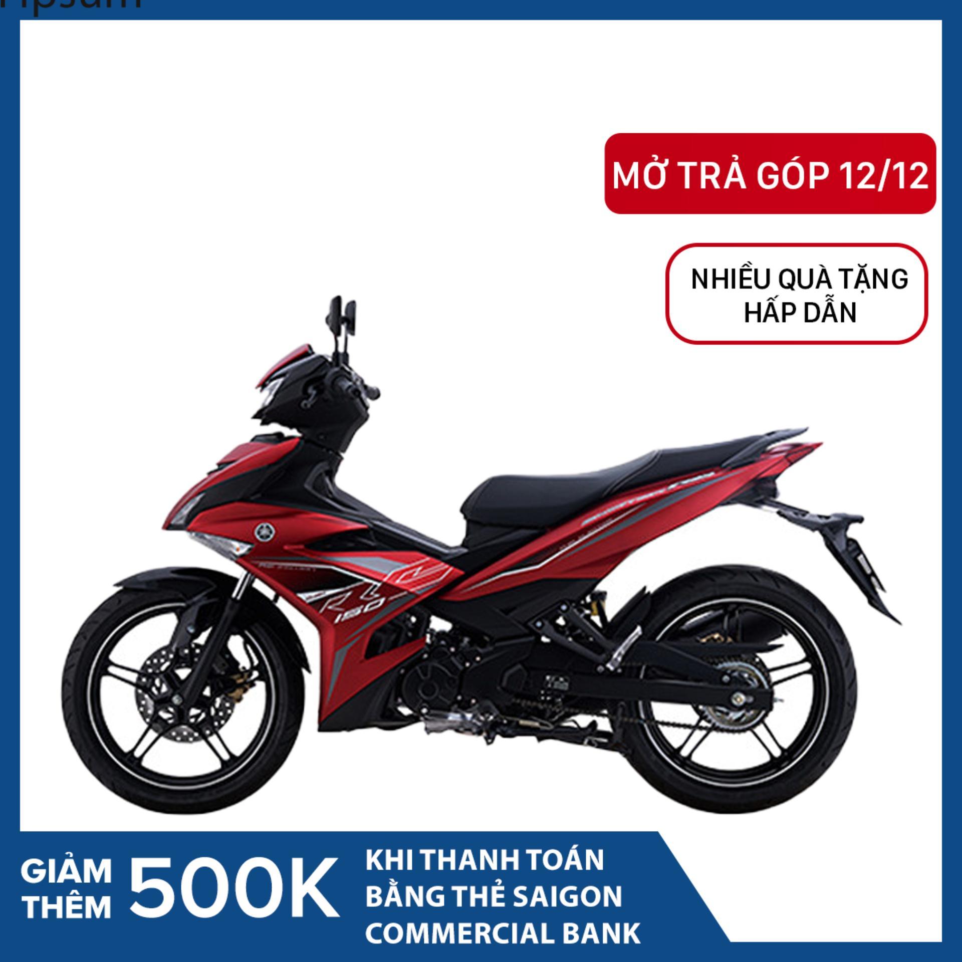Yamaha Exciter Đỏ Nhám RC 150cc 2019