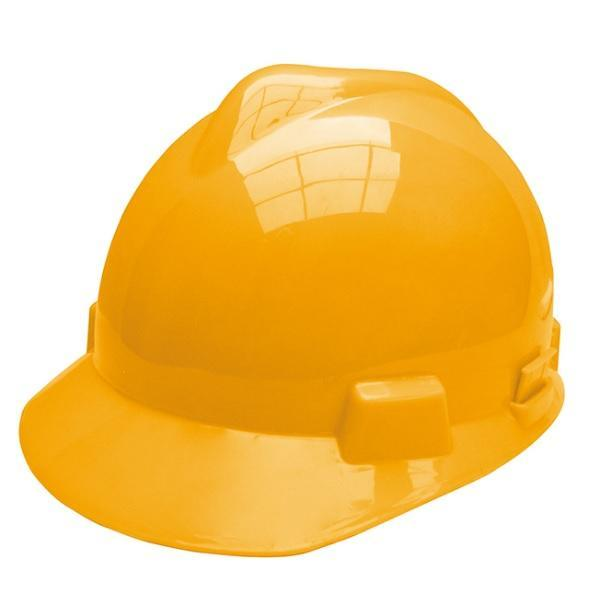 Nón bảo hộ (vàng) Ingco HSH01