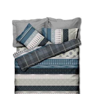Ga giường 3 món 6 món cotton poly cao cấp cổ điển Windsir Alpha phong cách Dubai thoáng khí chống phai màu chống nhăn xù lông độc quyền chính hãng thumbnail