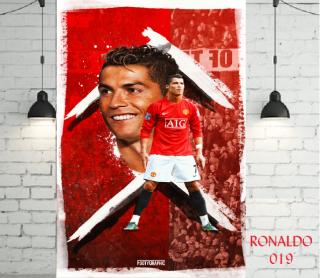 Poster decal dán tường câu lạc bộ Mu - Chelsea - Arsenal - Barca- Real - Liverpool - LiDO Sports thumbnail