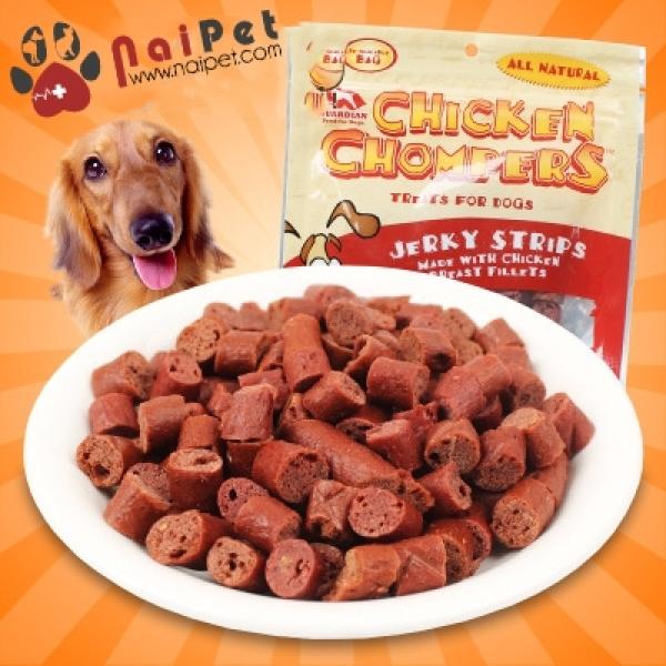 Bánh Thưởng Viên Thịt Gà Mềm Cho Chó Chicken Chompers Gói 99g