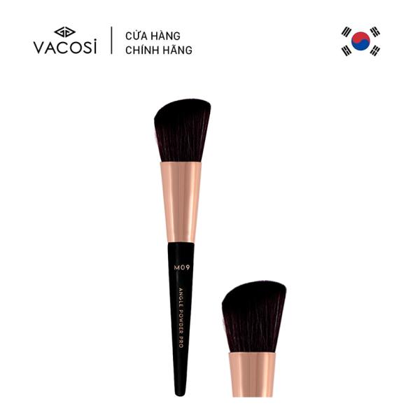 Vacosi Cọ Khối Và Má Hồng Angled Powder & Blush Brush M09