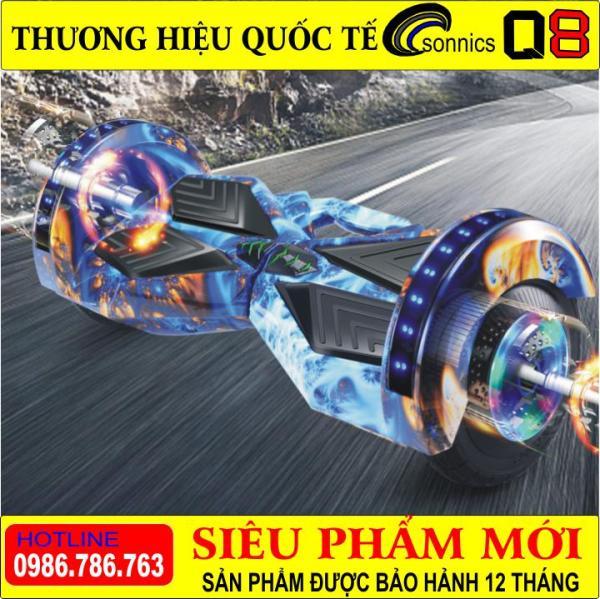 Mua xe điện cân bằng Q8