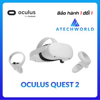 Oculus Quest 2 Kính Thực Tế Ảo VR 64GB 256GB - Hàng Chính Hãng - Có Xuất VAT thumbnail