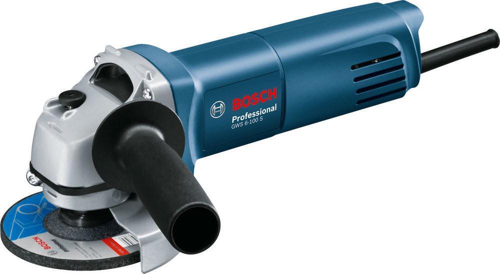 Máy Mài Góc Bosch GWS 6-100S (100mm)