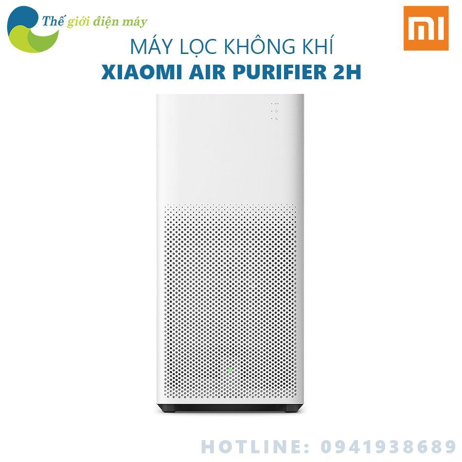 Bảng giá Máy Lọc Không Khí Xiaomi Mi Air Purifier 2H (31W) - Phân phối bởi DigiWorld - Bảo hành 12 tháng