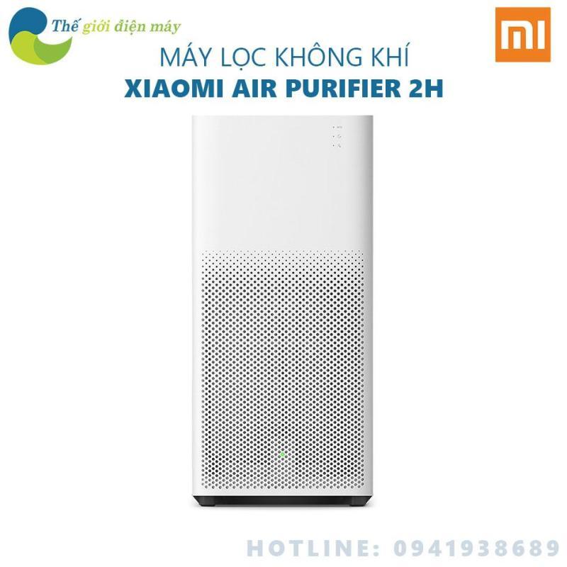 Máy Lọc Không Khí Xiaomi Mi Air Purifier 2H (31W) - Phân phối bởi DigiWorld - Bảo hành 12 tháng