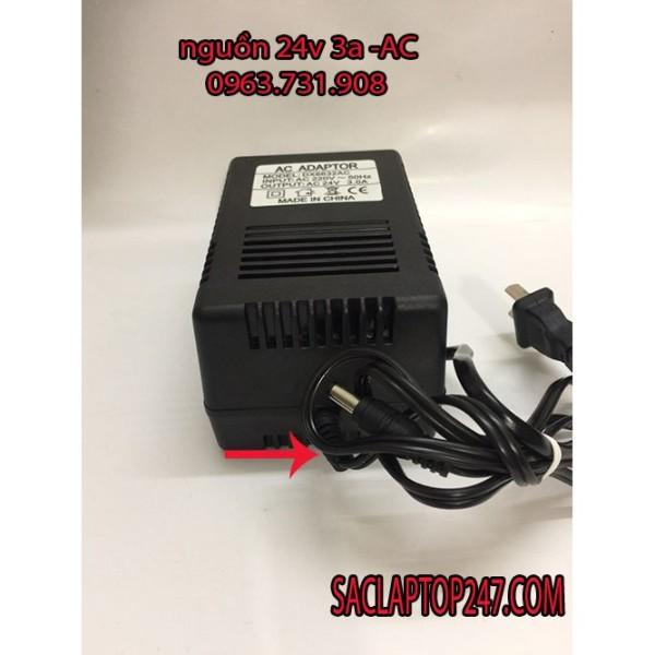 Bảng giá Adapter Nguồn Ac 24V 3A Phong Vũ