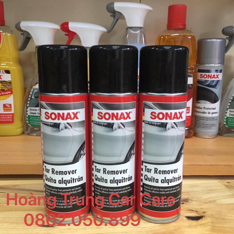 SONAX - 334200 - TẨY NHỰA ĐƯỜNG VÀ BĂNG KEO