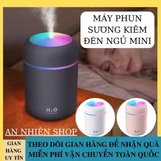 Máy phun sương tạo ẩm xông tinh dầu phòng ngủ, ô tô cực tiện lợi dung tích 300ml, Máy phun sương mini, máy xông tinh dầu phòng ngủ, máy tạo độ ẩm phun sương thumbnail