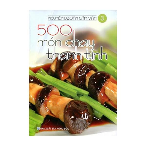 Fahasa - 500 Món Chay Thanh Tịnh 3