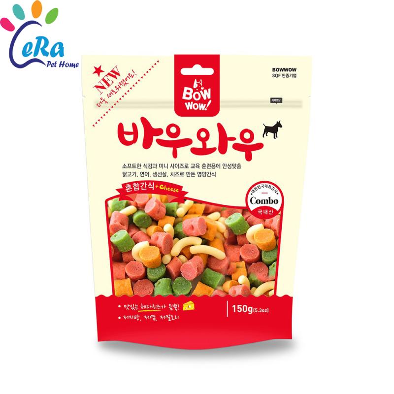 Snack Hỗn Hợp Cho Chó - 150g