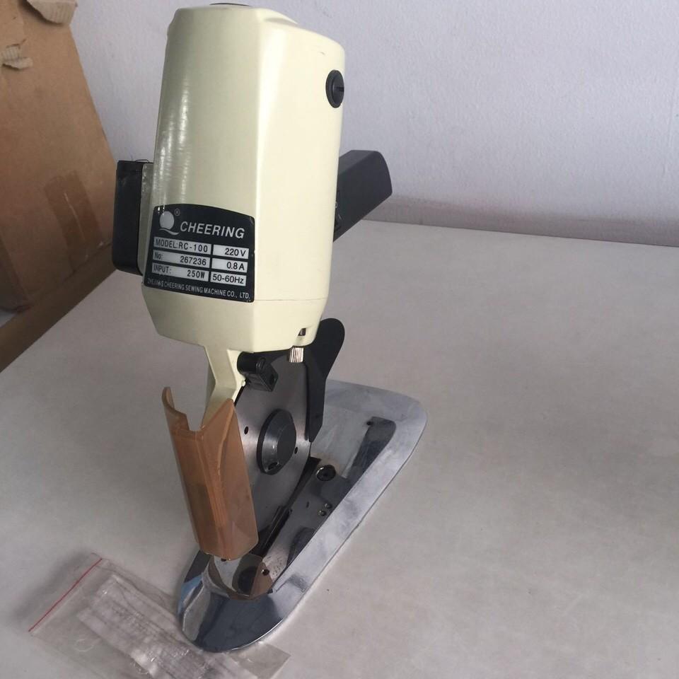 máy cắt vải dạng đĩa Chengring dao đường kình 110 giá tốt