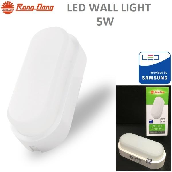 Đèn led ốp tường 5w Rạng Đông LN12 70x160