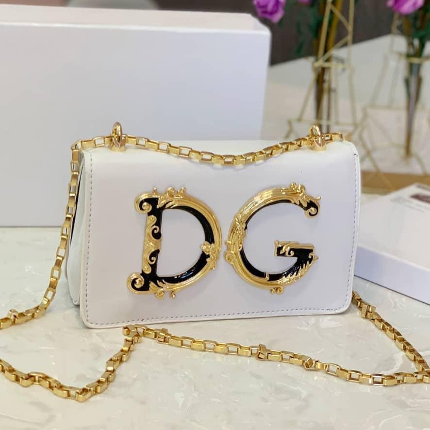 Túi xách đeo xích D*G trần thời trang