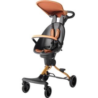 Xe đẩy đi bộ 4 bánh gấp gọn Baobaohao V5 có mái che cho bé bảo hành 12 tháng thumbnail