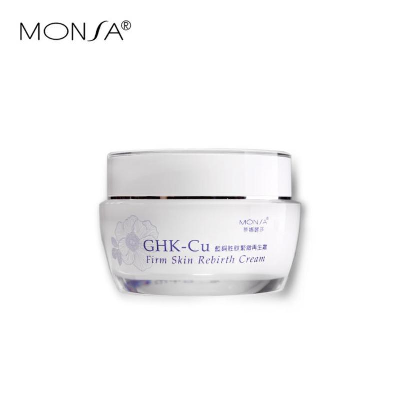 Kem Ngăn Ngừa Lão Hóa Vùng Da Mắt Monsa GHK-Cu Giving Skin Rebirth Eye Cream 30g giá rẻ