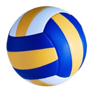 bóng chuyền tặng kim bóng chuyền cao cấp theo đúng tiêu chuẩn thi đấu quốc tế thumbnail