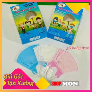 Khẩu trang em bé Nam Anh Famapro 5D 3 lớp kháng khuẩn thumbnail