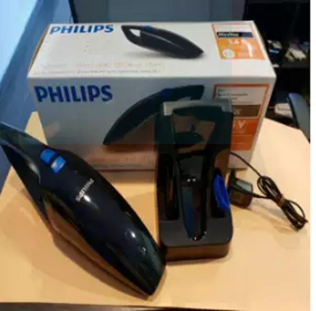 Máy hút bụi ô tô cầm tay không dây cao cấp Philips FC6152 tốt nhất
