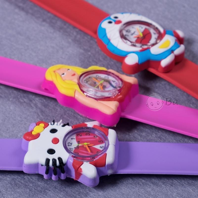 Nơi bán Đồng hồ đập tay trẻ em Kitty Cute, Đồng hồ tay đập cho bé,đồng hồ cho bé món quà ý nghĩa cho bé ngày 1/6