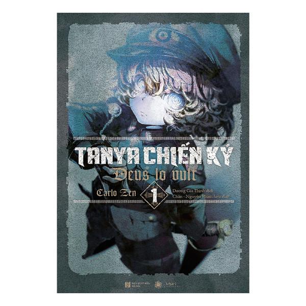 Mua Sách - Tập 1- Tanya chiến ký