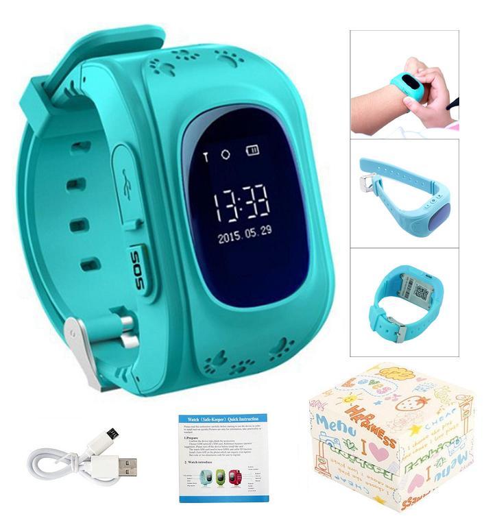 Đồng hồ định vị Thông Minh Q50 Cho Trẻ Em Lắp sim nghe gọi độc lập bán chạy
