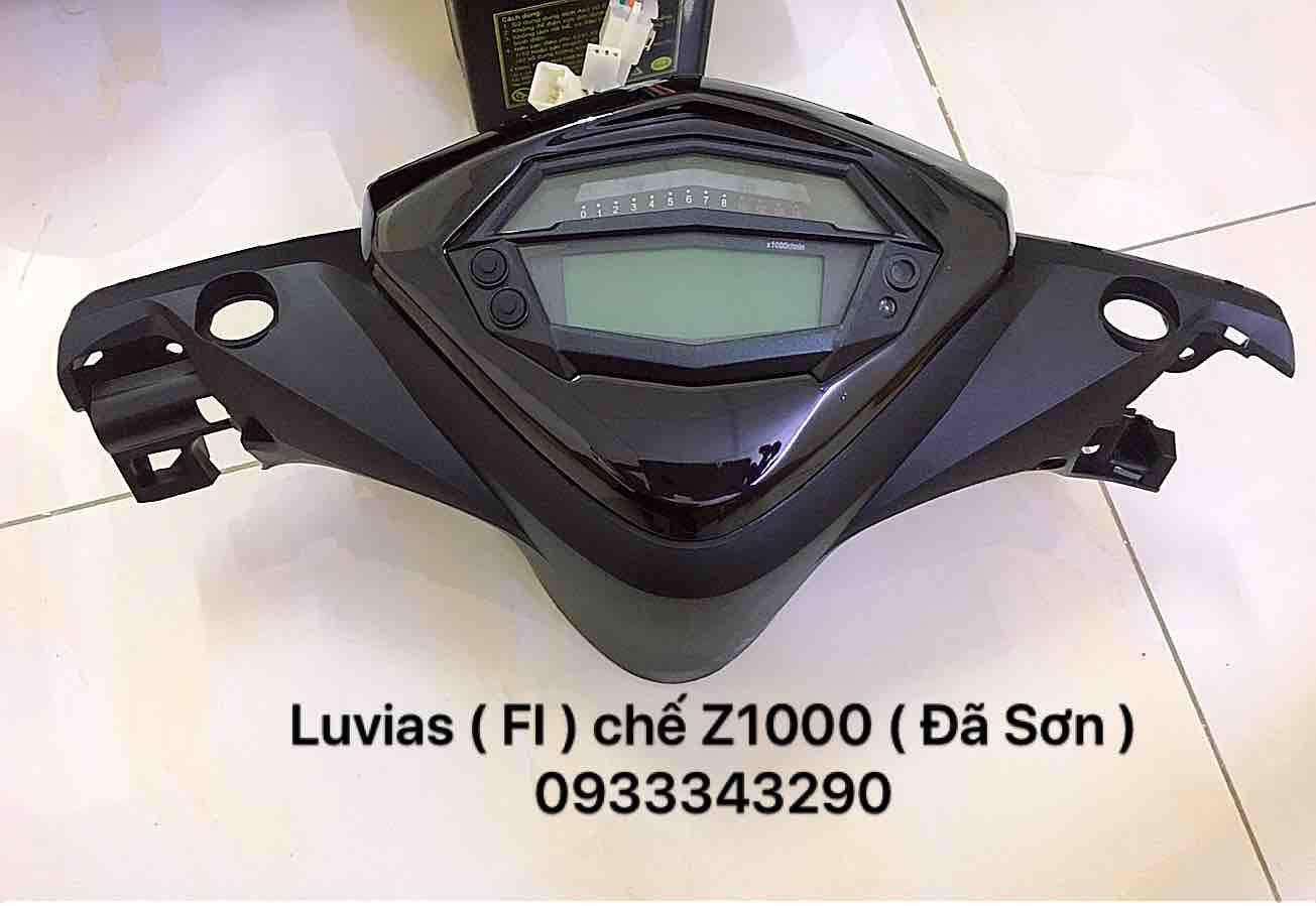 Trọn Bộ Bợ Cổ Luvias Chế Đồng Hồ Z1000